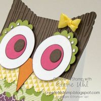 Owl Birthday Invite