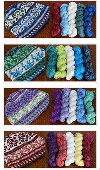 The Four Seasons Hat Kits.