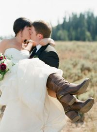Boots and Kisses