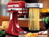 Pasta Roller Attachment Set (3-pc.) by KitchenAid