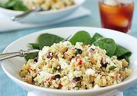 Garbanzo Bean & Couscous Salad