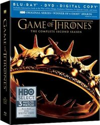 Game of Thrones - Winter is Coming, with 'The Complete 2nd Season': Date, Extras, Boxes!