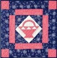 Free - Baby Basket Quilt Pattern by Anita Shackelford on the AQS site.