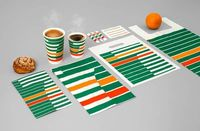 7-Eleven Visual Identity by BVD #graphic #identity