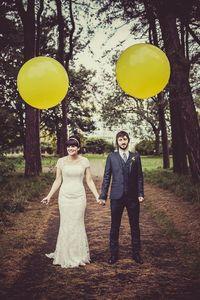 Swinging Sixties Sunshine Wedding