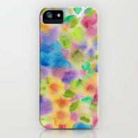 Floral Happiness iphone case