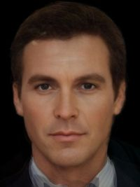 could this be the perfect Bruce Wayne? an excellent composite image of Adam West, Michael Keaton, Val Kilmer, George Clooney and Christian Bale Batman: Is This the Perfect Bruce Wayne? - IGN